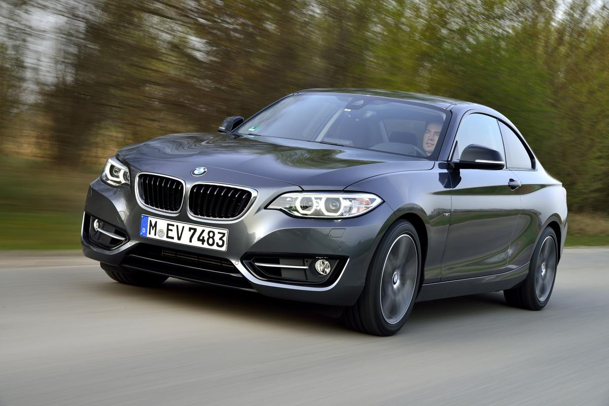 bmw philippines announces 2 series 220i sport coup and m235i m performance automobile gadgets. Black Bedroom Furniture Sets. Home Design Ideas