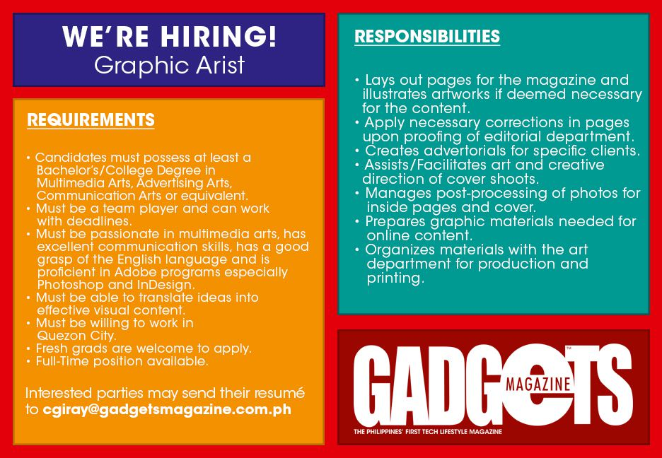 Hire A Graphic Designer In The Philippines