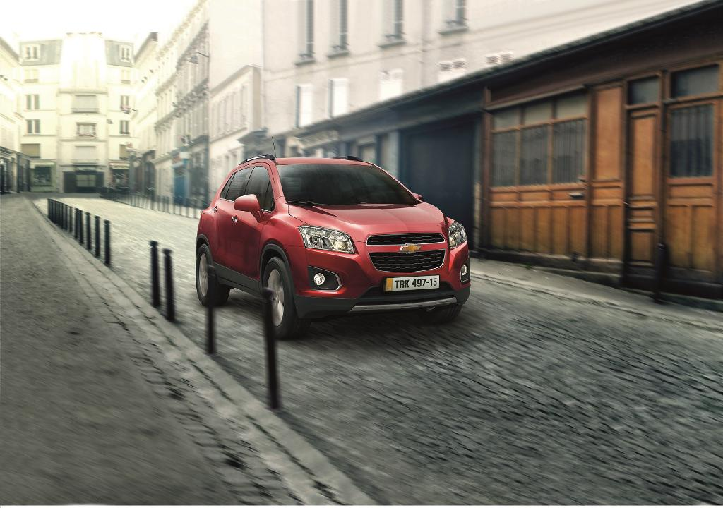 chevrolet philippines to preview trax at mias gadgets. Cars Review. Best American Auto & Cars Review