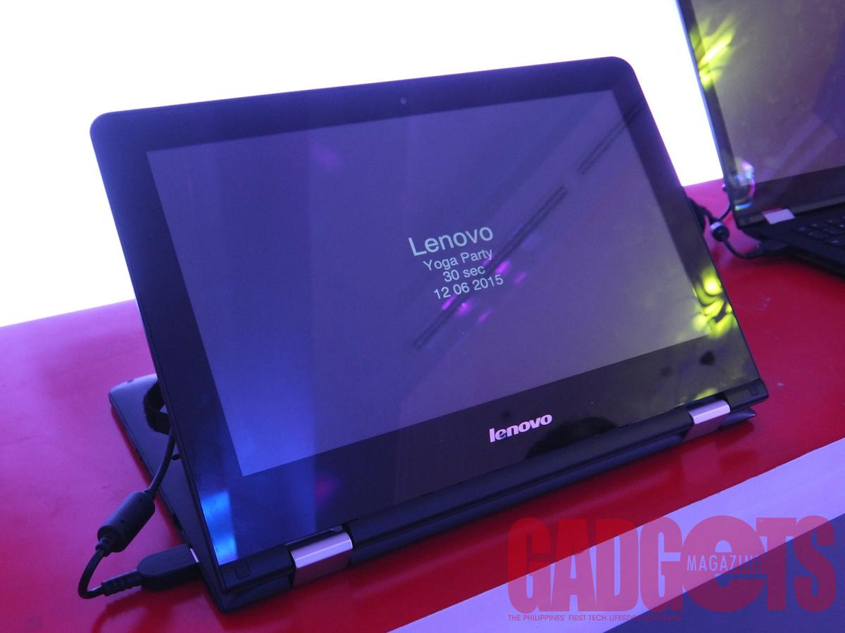 lenovo launches four new notebooks gadgets magazine. Black Bedroom Furniture Sets. Home Design Ideas