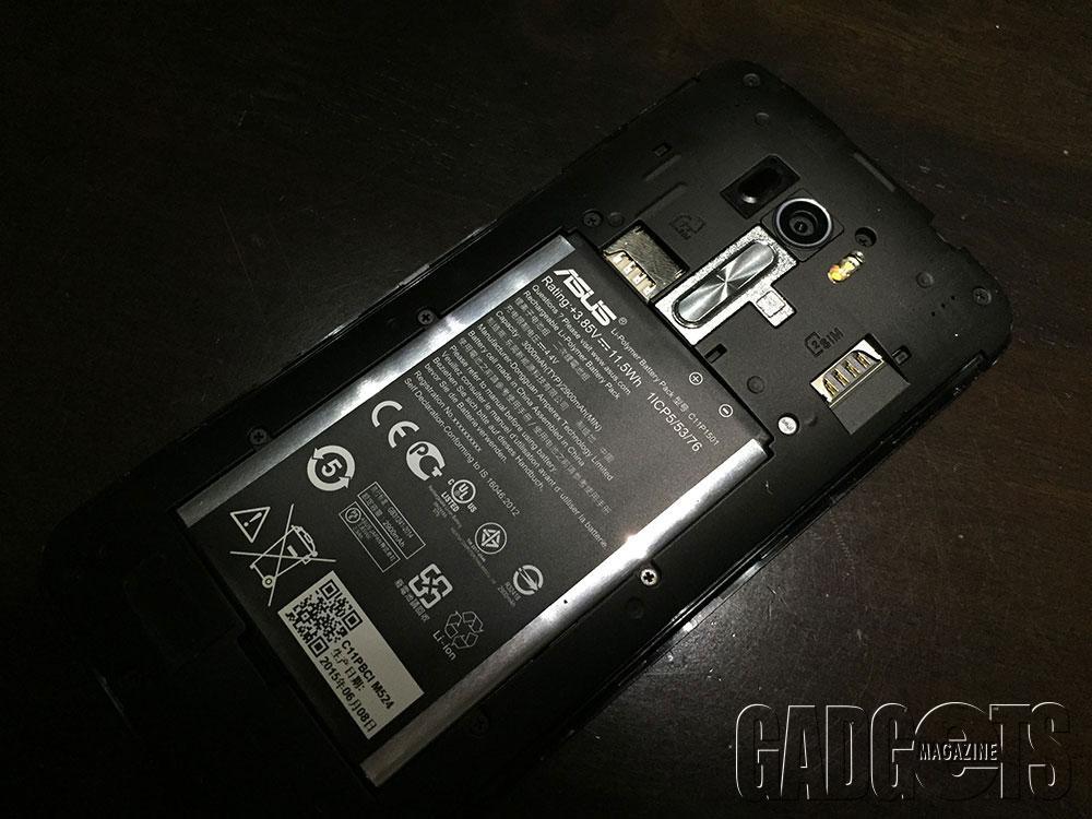 Unboxed ASUS Zenfone Selfie ZD551KL