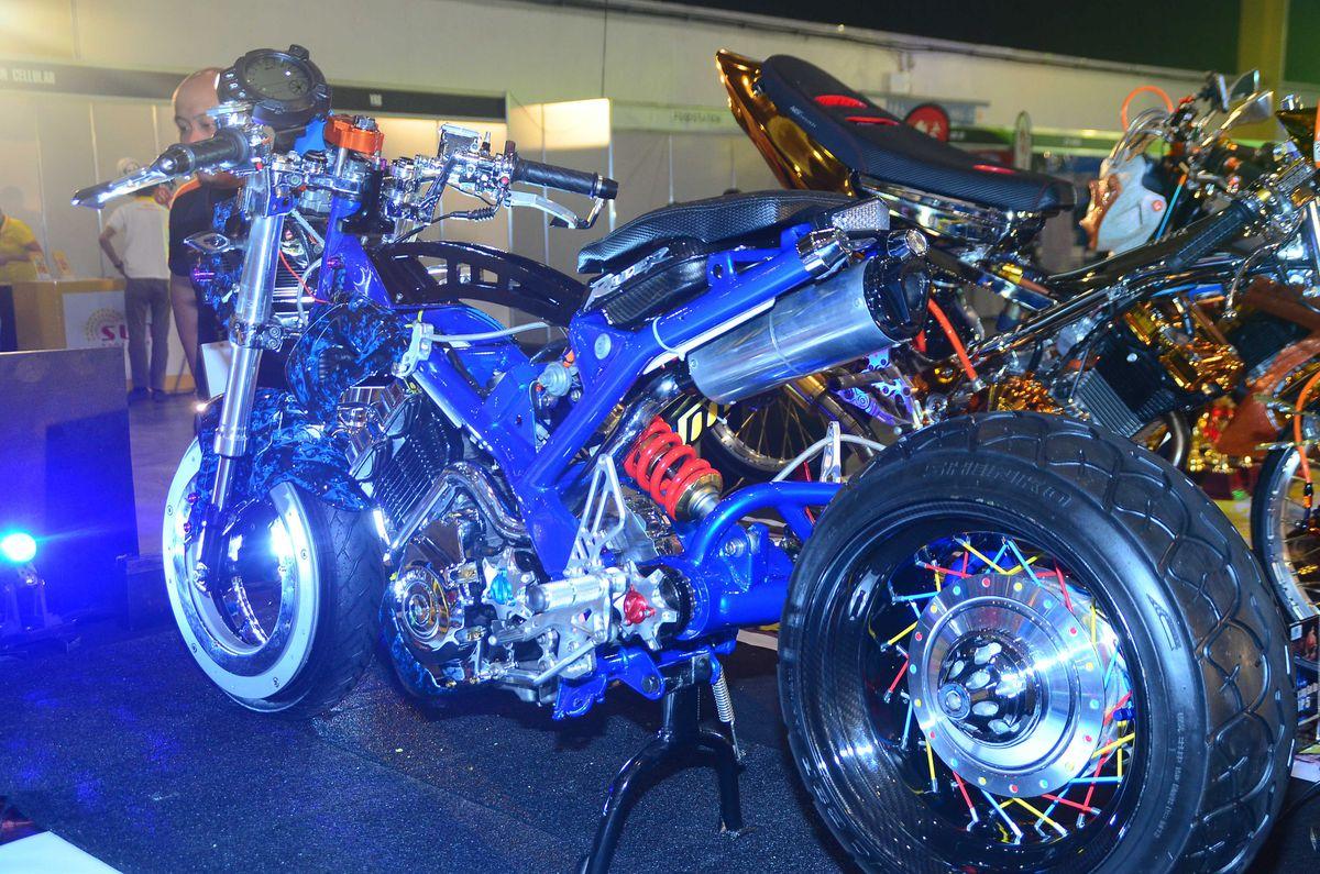Suzuki Raider J Accessories
