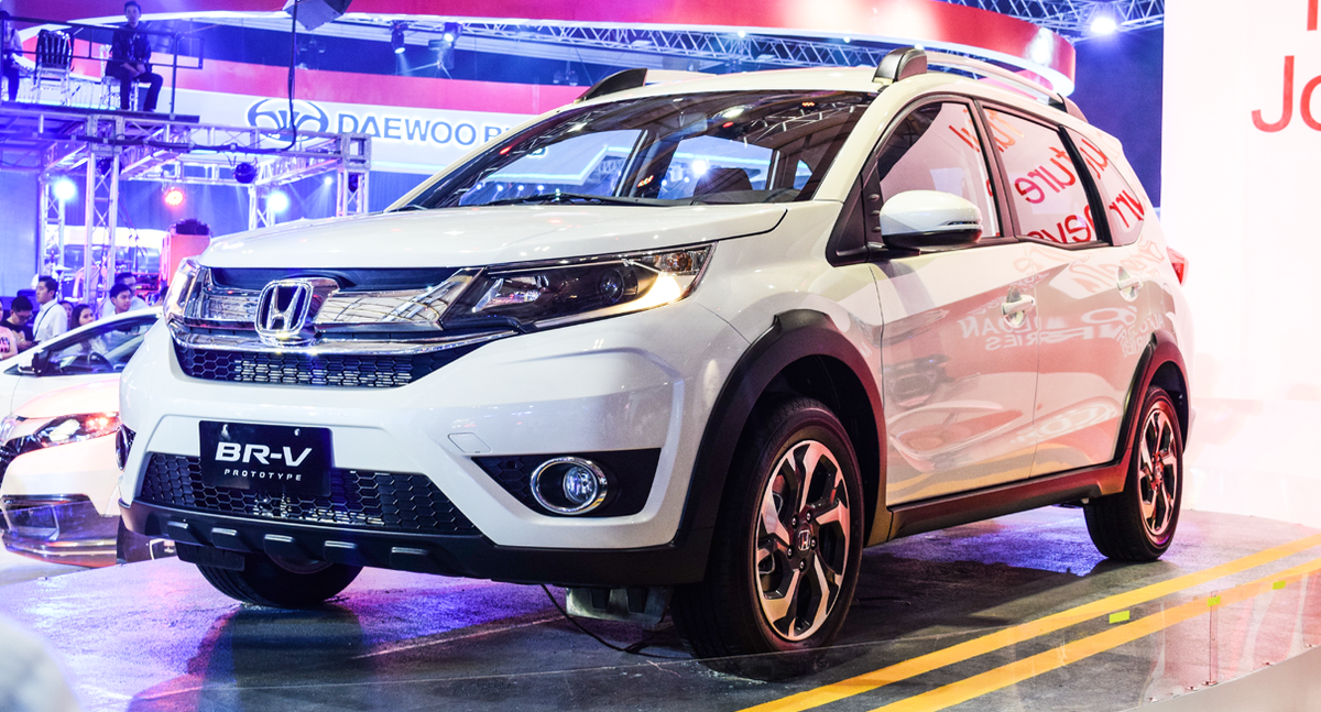 Honda motorcycles philippines website - Honda Cars Philippines Inc Yesterday Launched The All New Br V 7 Seater During Its Time In The Spotlight At The 6th Philippine International Motor Show