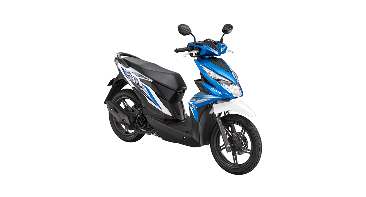 Honda motorcycles philippines website - Honda Philippines Inc Hpi Launched The All New Honda Beat An Update To Its Automatic Scooter And Part Of The Gen S Lineup Designed Towards Millennials
