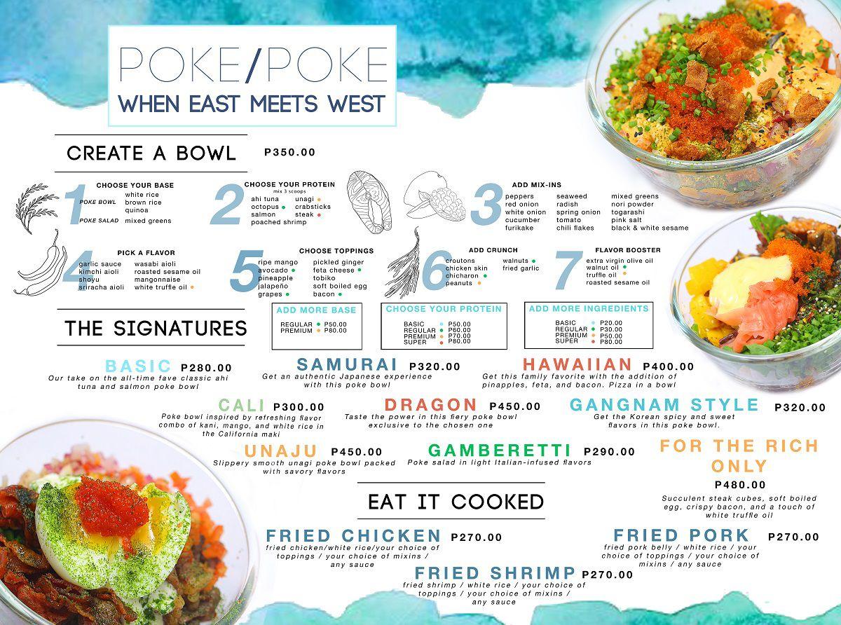Poke Poke Introduces Hawaiian Classic To Filipino Market