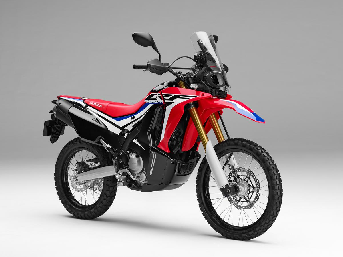 Honda motorcycles philippines website - The Crf250l Rally Is The Newest Addition To Hpi S Off On Road Series Evoking The Image Of A Highly Functional Rally Racing Machine This Model Comes With A
