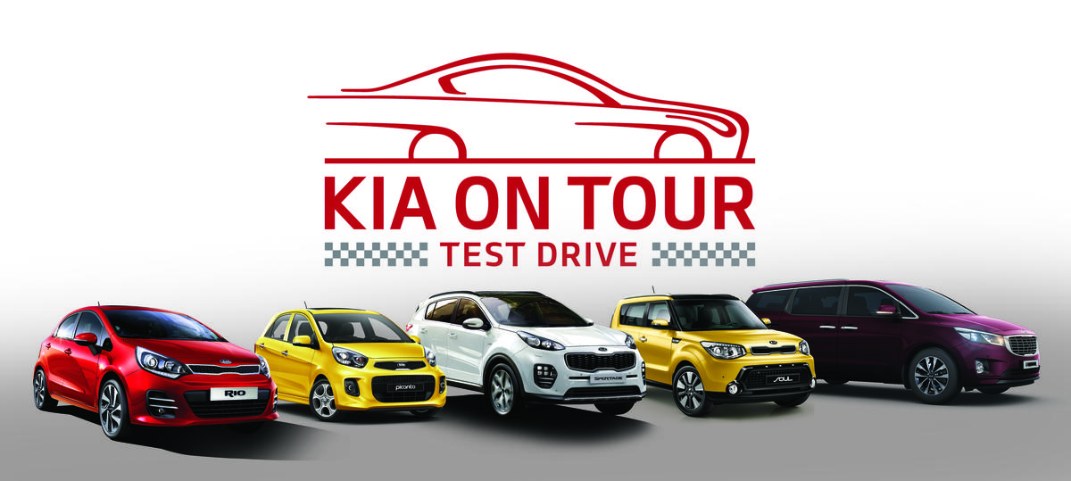 Manila may 8 2017 kia on tour makes its first stop in the visayas region this may when it drops by kia iloilo on may 13 and 14 for two days of fun