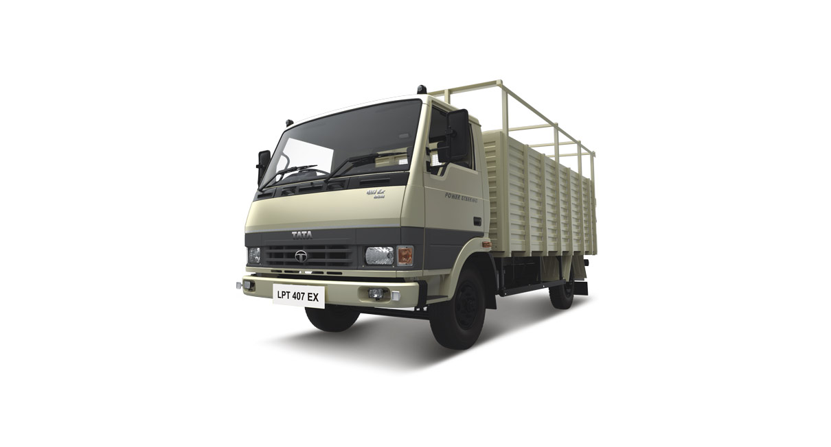 Tata Motors Launches Range Of Commercial Vehicles In The