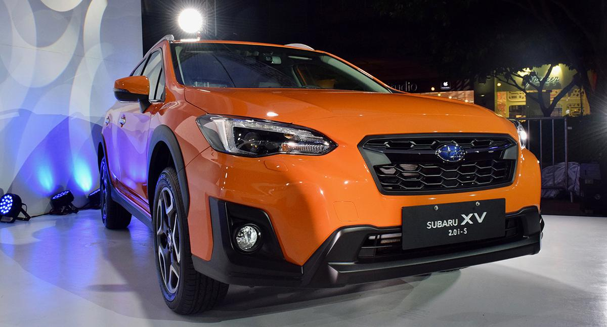 The Subaru XV Has Finally Reached Philippine Soil. Motor Image Pilipinas,  The Official Distributor Of Subaru Vehicles In The Country, Recently  Launched The ...
