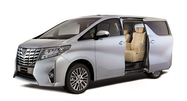 New Toyota Alphard 2015.html | Autos Weblog